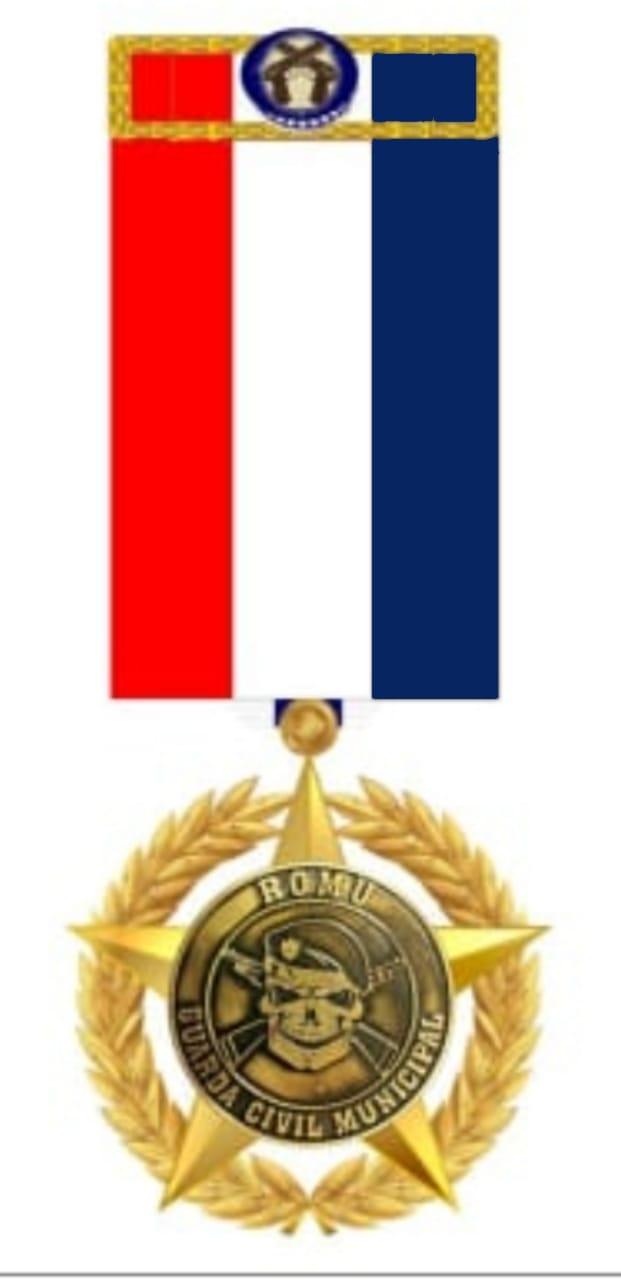 27- Medalha do Mérito Ronda Ostensiva Municipal