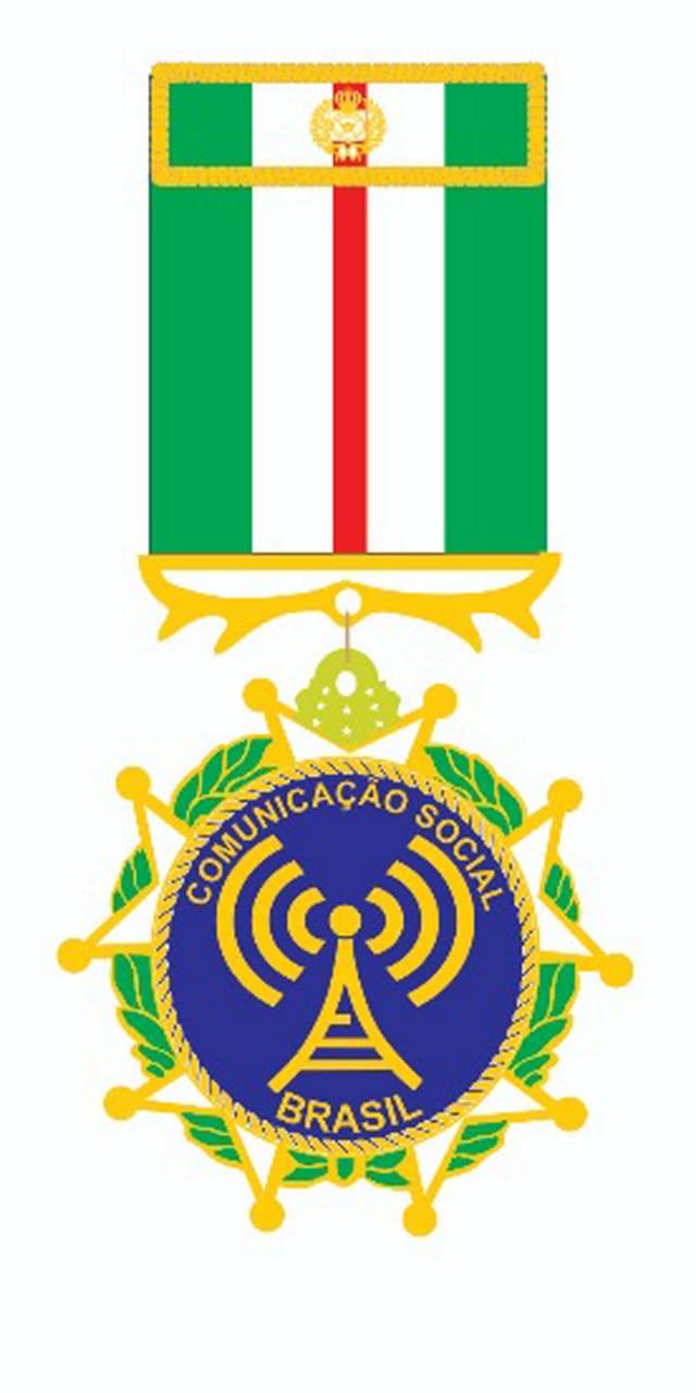 Medalha do mérito de comunicação social