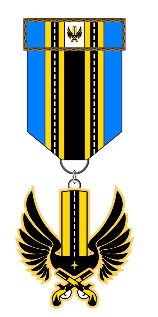 Medalha do mérito policial rodoviário